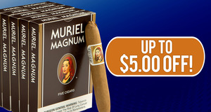 Up To $5.00 Off Muriel Units!