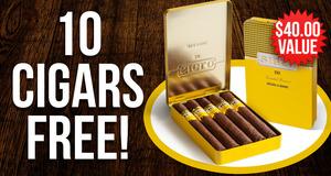 10 Free Siglos With Select Montecristo & Romeo Boxes!