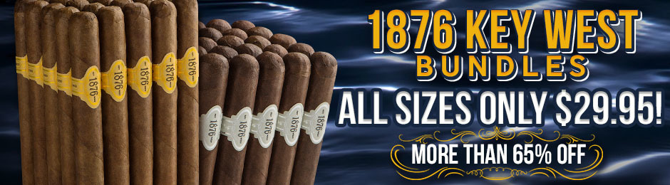 Today only, get an 1876 Key West Bundle For Only $29.95 & Save More Than 65%!