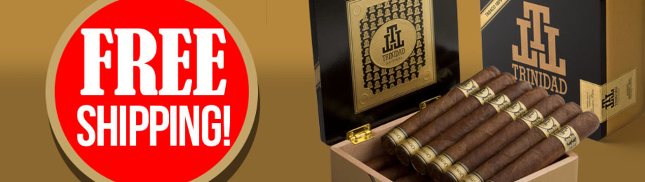 Free Shipping On Select Premium Boxes From Altadis USA!