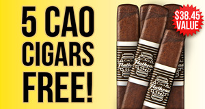 5 Free CAO Camshafts With Select CAO Boxes!