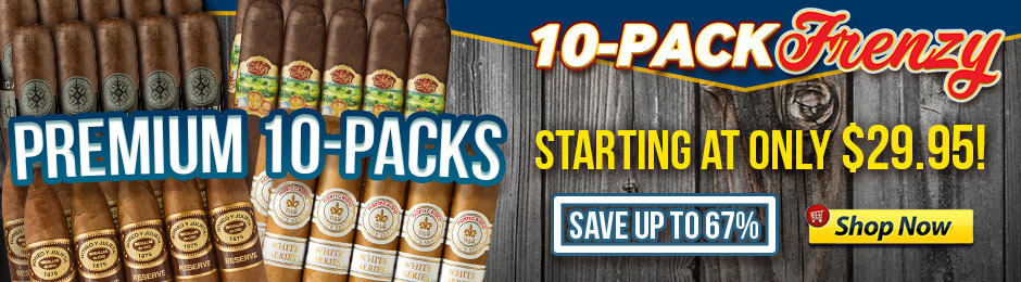 Today Only, Get A Premium 10-Pack For As Low As $29.95 & Save Up To 67%!