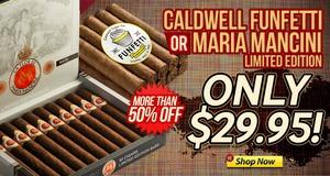Robert Caldwell Funfetti & Maria Mancini Limited Edition Only $29.95!