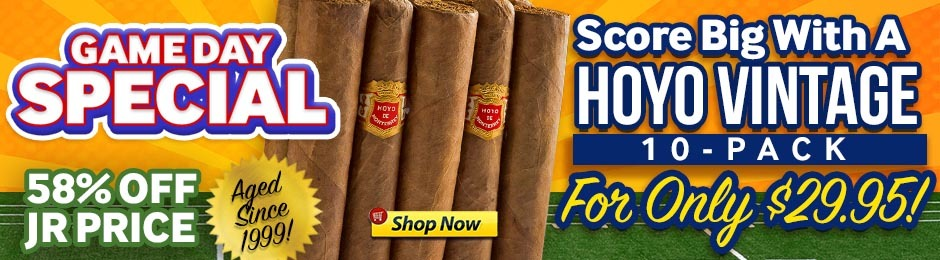 Score Big With A Hoyo Vintage 10-Pack For Only $29.95 & Save 58%!
