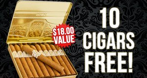 Free Undercrown Shade Coronet Tin With Select Undercrown Boxes!