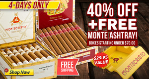 40% Off Monte & Romeo