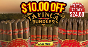 Today Only, Get $10.00 Off La Finca Bundles!