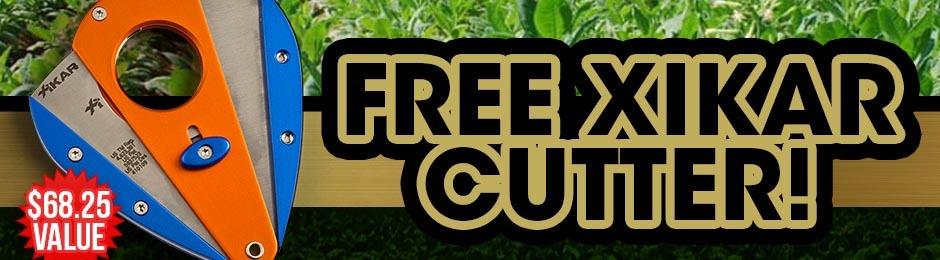 Free Xikar Cutter With Select Joya Boxes!