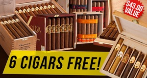 6 Cigars Free