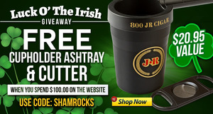 Luck O' The Irish Giveaway