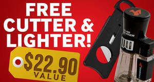 Free Cutter & Lighter