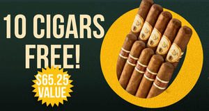 10-Pack Free With Select Oliva Boxes!