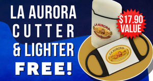 La Aurora Cutter & Lighter Free