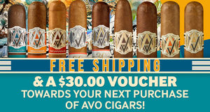 Buy A Box Of Avo, Get Free Shipping & $30.00 Voucher Towards Next Purchase!