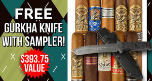 Free Gurkha Knife