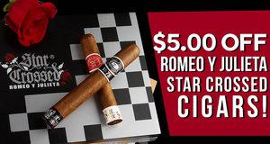 $5.00 Off Romeos