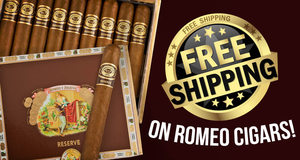 Free Shipping On Select Romeo Boxes!