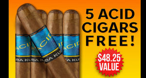 ACID 5-Pack Free With Select ACID Boxes!
