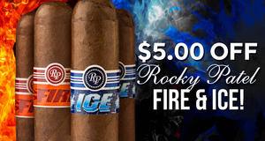 $5.00 Off Rocky Patels