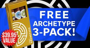 Archetype 3-Pack Free