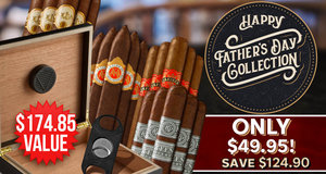 20-Pack, Humidor & Cutter Only $49.95