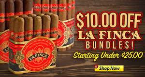 $10.00 Off La Finca