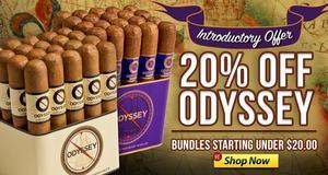 20% Off Odyssey