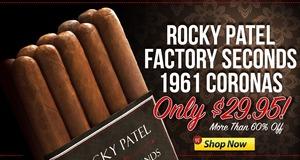 Rocky Patel Flash Sale