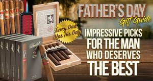 Shop Our Fathers Day Cigars & Accessories Gift Guide & Find The Perfect Pick For Dad!