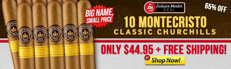JR Plus Members Pay Just $44.95 For 10 Montes + Free Shipping!