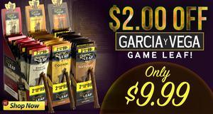 $2 Off Garcia y Vega