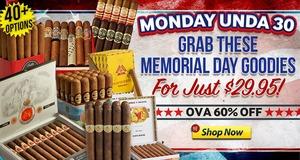Cigars Just $29.95