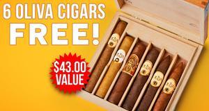 Free Oliva 6-Pack