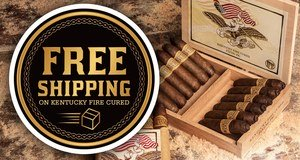 Free Shipping On Select Kentucky Fire Cured Bundles & Boxes!