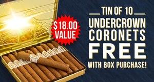 Free Undercrown Tin