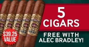 5 Alec Bradley Cigars Free