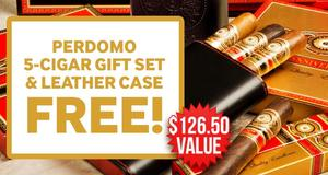 Gift Set & Leather Case Free