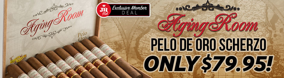 JR Plus Members Get Aging Room Pelo de Oro For Under $80.00 + Free Shipping!