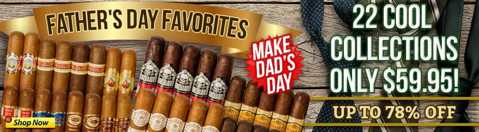 Today Only, We've Got 22 Father's Day Favorites For Only $59.95!