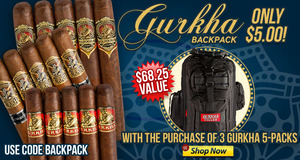 $5 Gurkha Backpack