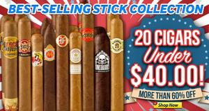 Best Selling Sticks $39.95