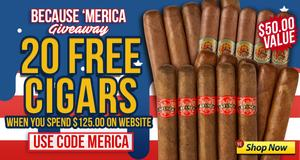 Because 'Merica Giveaway