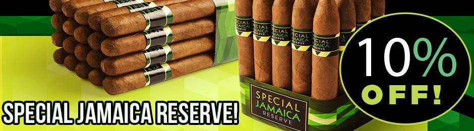 10% Off Special Jamaica Reserve Bundles!