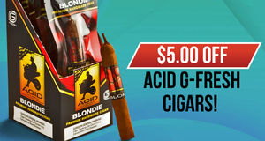 $5.00 Off ACID G-Fresh Units!