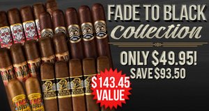Fade To Black Collection Only $49.95!