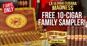 La Gloria Cubana Madness