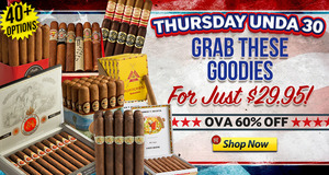 Cigars Just $29.95
