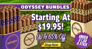 Odyssey Bundles Starting Under $20.00!