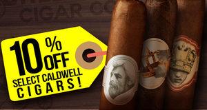 10% Off Caldwell