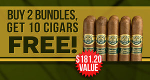 Get a 10-Pack With Your 2-Bundle Purchase!